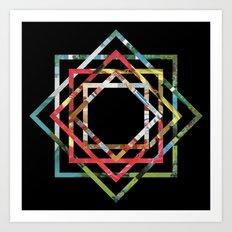 LSD. Art Print