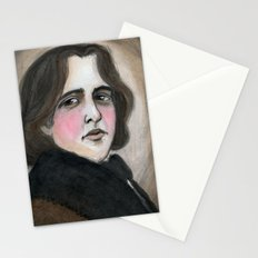 The Importance of Being Oscar Wilde Stationery Cards