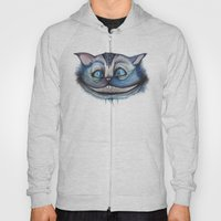 Cheshire Cat Grin - Alic… Hoody