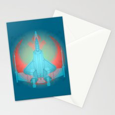 Into the future USAF F22 Stationery Cards