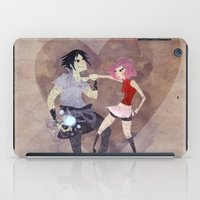 I hate to love you! iPad Case
