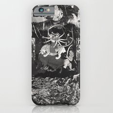 The Void Tigers' Last Smiling Crawl Towards A Long Dead God iPhone 6s Slim Case