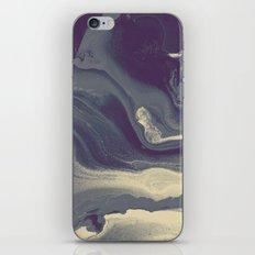 Marble Y iPhone & iPod Skin