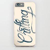 Just Chilling iPhone 6 Slim Case
