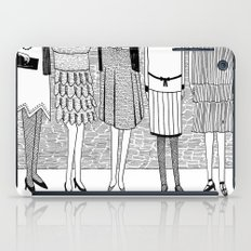 the sunny side of the street iPad Case