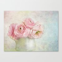 gentle spring Canvas Print
