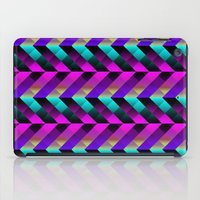 Dark Purple iPad Case