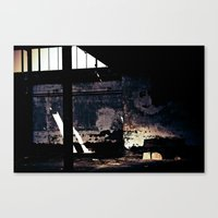 Decline Canvas Print