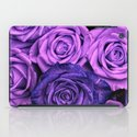 Purple Roses iPad Case