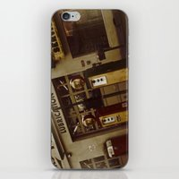 Gas Station Of Old iPhone & iPod Skin