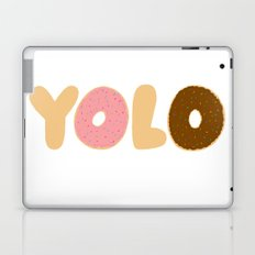 YOLO Donuts Laptop & iPad Skin