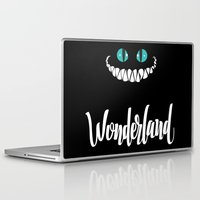 alice in wonderland Laptop & iPad Skins featuring Wonderland by Insait disseny