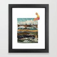 paddle Framed Art Print