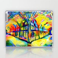 If You See A Fork In The Road, Take It! Laptop & iPad Skin