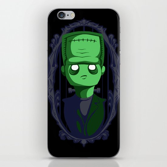 Hey Frankie! iPhone & iPod Skin