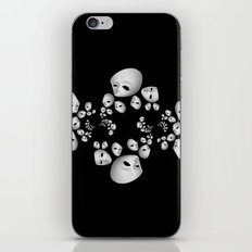 CyberMimes v.3 iPhone & iPod Skin