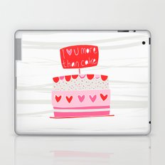 Love you more than cake Laptop & iPad Skin