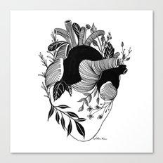 Long Term Love Canvas Print