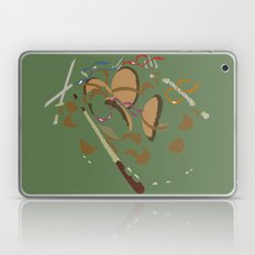Teenage Mutant Ninja Turtles - Leo Don Raph Mike Laptop & iPad Skin