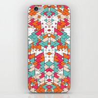 Chaotic Triangle Balance iPhone & iPod Skin