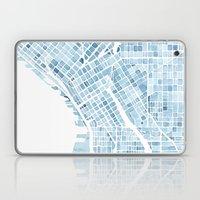Map Seattle Washington B… Laptop & iPad Skin