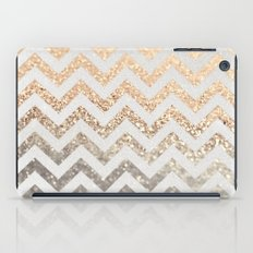 GOLD & SILVER  iPad Case