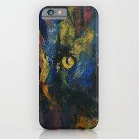 Blue Cat iPhone 6 Slim Case