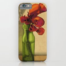 Calla lilies in bloom Slim Case iPhone 6s