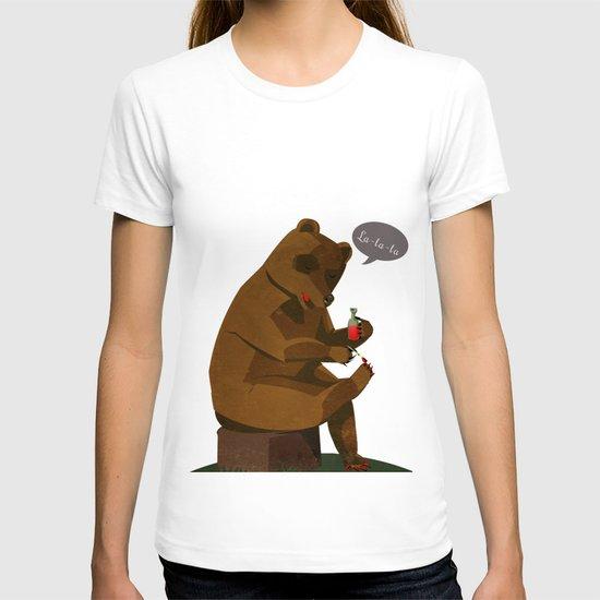 Mrs. Bear T-shirt