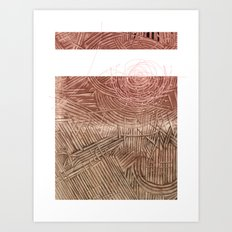 ROUGHKut#032616 Art Print