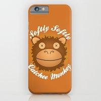 Softly Softly Catchee Monkey iPhone 6 Slim Case