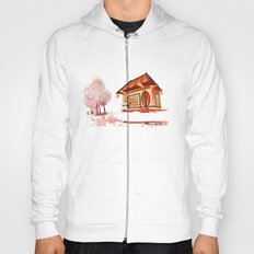 Imaginary landscape Hoody