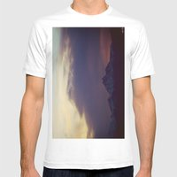 Twilight Mens Fitted Tee White SMALL