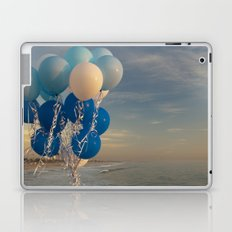 Santa Monica pier 4 Laptop & iPad Skin