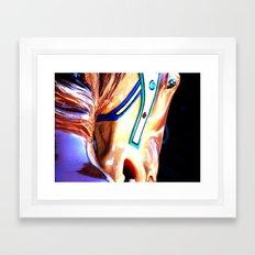 Carousel 4 Framed Art Print
