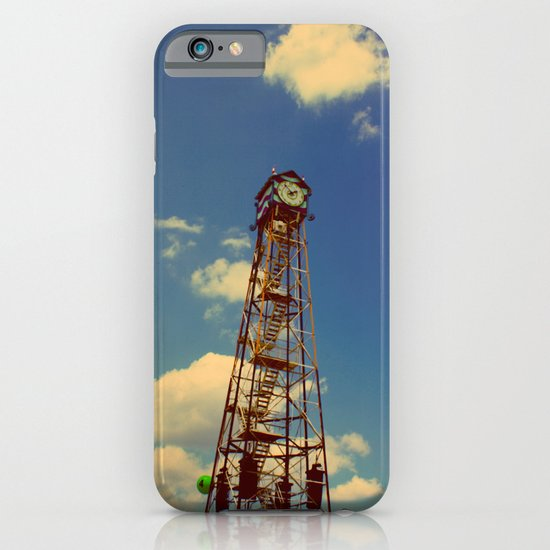 CLOCK TOWER iPhone & iPod Case
