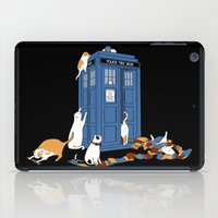 Who Cats iPad Case