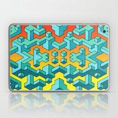 Miles And Miles Of Squar… Laptop & iPad Skin