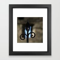 French Framed Art Print