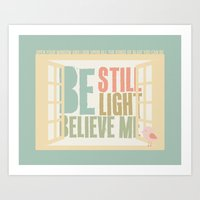 Little Bird - The Weepies Lyrics Art Print