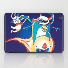 Monsteroid! iPad Case