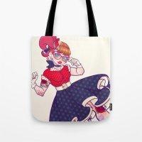 Rockabilly Futakuchi Peg… Tote Bag