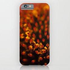 Red Petals with Pollen iPhone 6s Slim Case
