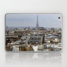 Paris Rooftops Laptop & iPad Skin