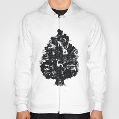 Adventures in Cryptozoology Hoody