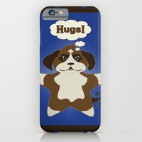 iPhone & iPod Case featuring Star Dog by Inque