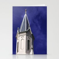 Lofty Heights Stationery Cards