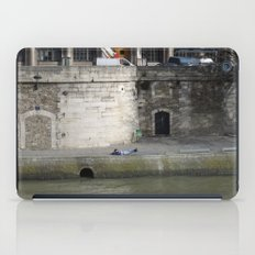 Naptime in Paris iPad Case