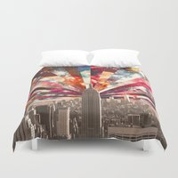 Superstar New York Duvet Cover