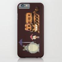 iPhone & iPod Case featuring My Neighbor Totoro by LOVEMI DESIGN